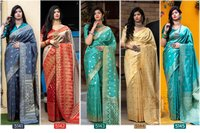 Beautiful Banarasi Silk Saree