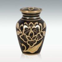 Beautiful Engraved Keepsake Urn