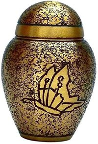Domtop Butterfly Urn