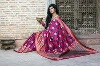 Rajwadi Silk Sarees 1