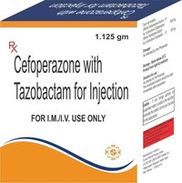 Cefoperazone With Tazobactam For Injection