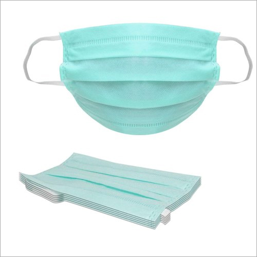 3 Ply Ear Loop Disposable Face Mask