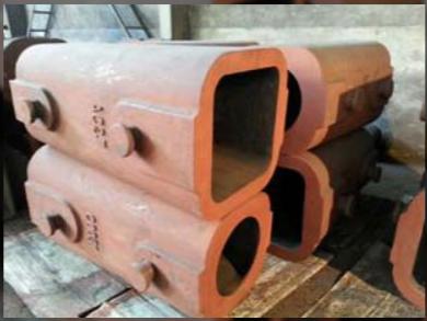S G Iron Ingot Mold