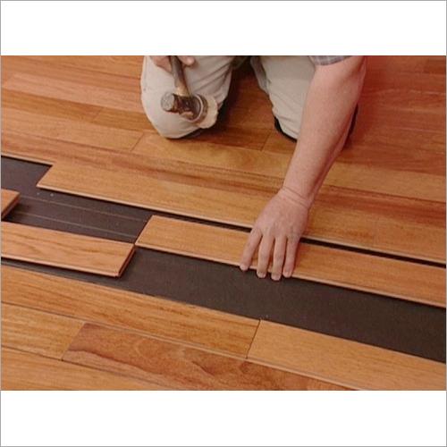 Krono Laminated Wooden Flooring Service