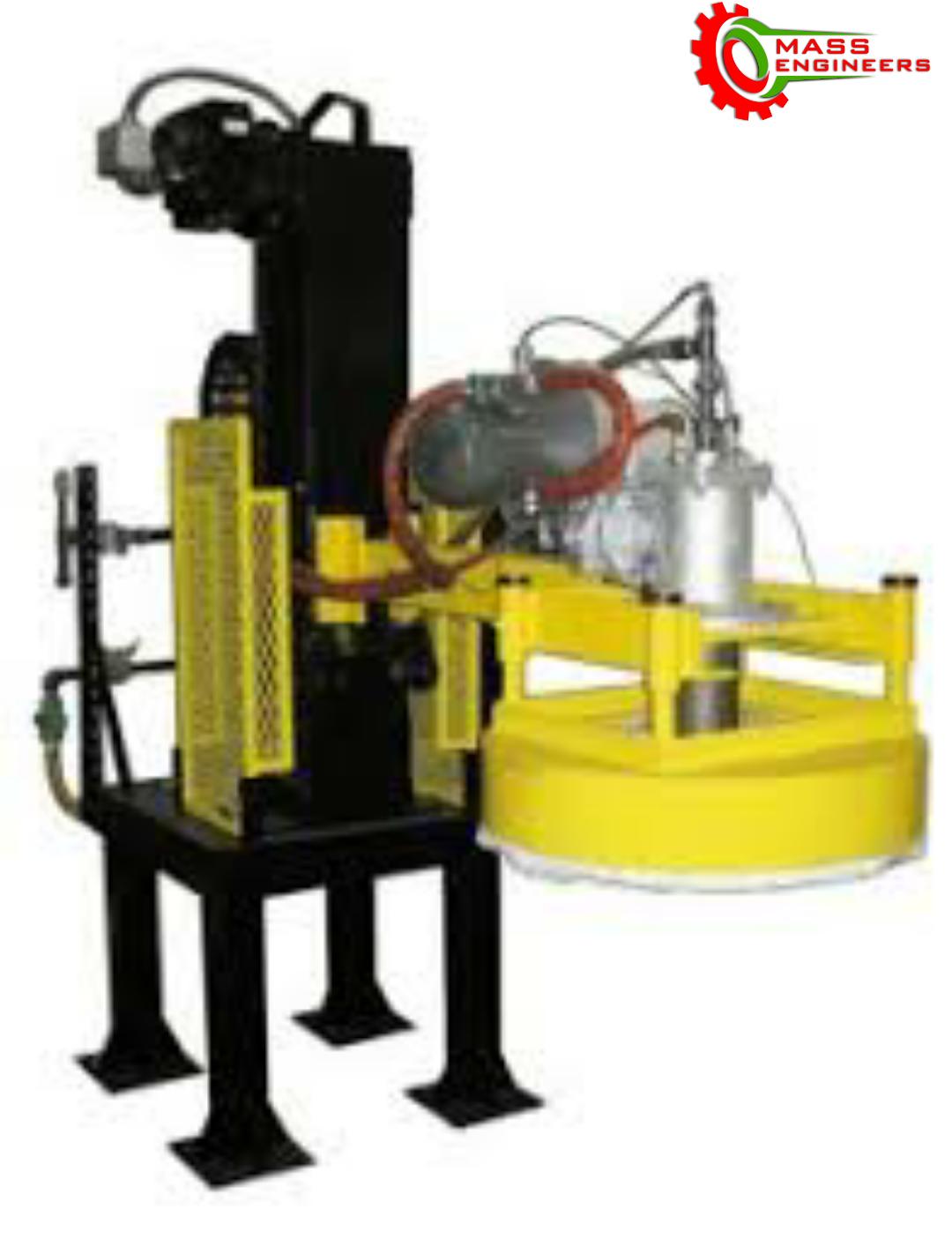 Ladle Preheating System