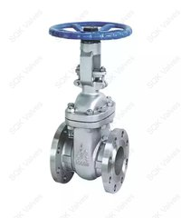 SQK A216 WCB Cast Carbon Steel Gate Valve