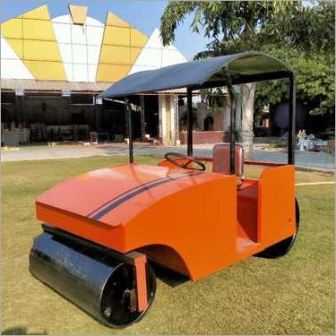 Petrol Cricket Pitch Roller 1.5 Ton