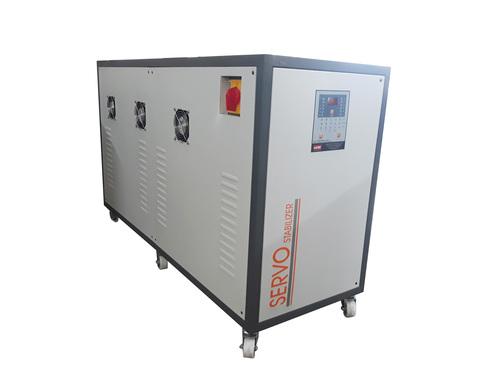 Calicut Injection Moulding 40 KVA Air Cooled Servo Stabilizer