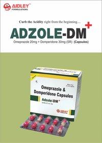 Omeprazole 20mg + Domperidone 30mg Capsules