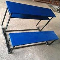 MS Wooden School Bench