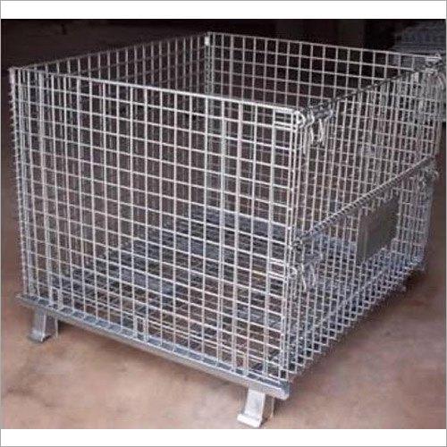 Steel Wire Mesh Basket