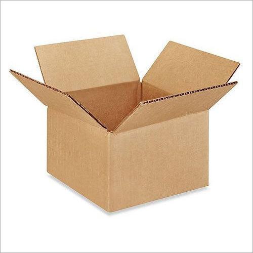 Square Corrugated Cartons Box
