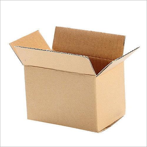 Corrugated Plain Carton Box