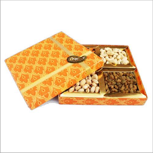 Designer Dry Fruits Corrugated Packaging Box