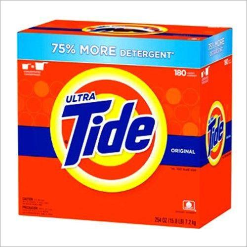 Duplex Detergent Box