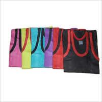 Mens Colored Cotton Vest