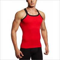 Mens Gym Cotton Vest