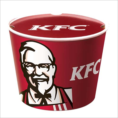 KFC Chicken Packaging Box