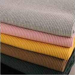 Rib Melange Fabric