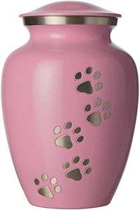 Pink Pet Cremation Urn