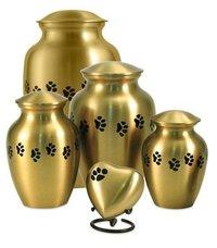 Pet Paw Cremation Urns