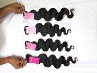 High Quality Remy Virgin Bodywave Human Hair Extension