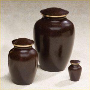 Brass Pet Cremation Urn