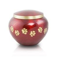 Red Odyssey Pet Urn