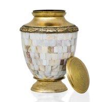 Bronze Pet Urn