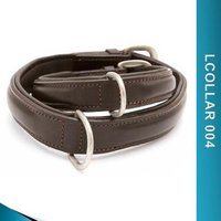 Leather Dog Collar - LCOLLAR 004