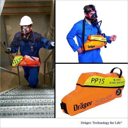 Emergency Escape Breathing Apparatus (Drager Saver CF 15)