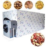 Longer preservation Hot Circulating Rhizoma Gastrodiae Venezuela Chili Drying Tunnel Machine Vegetable Dehydrator
