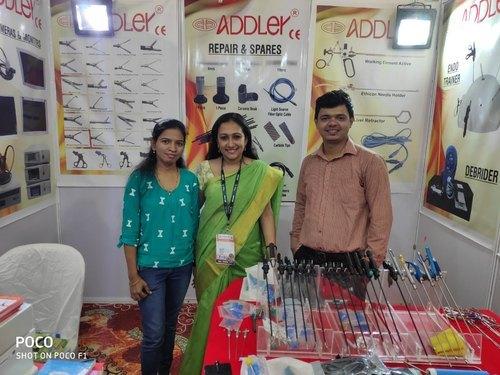 Addler X Ring Handle Bipolar Forceps Endoscopy