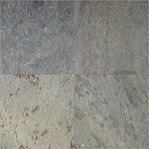 Silver Shine Quartzite Slate Stone