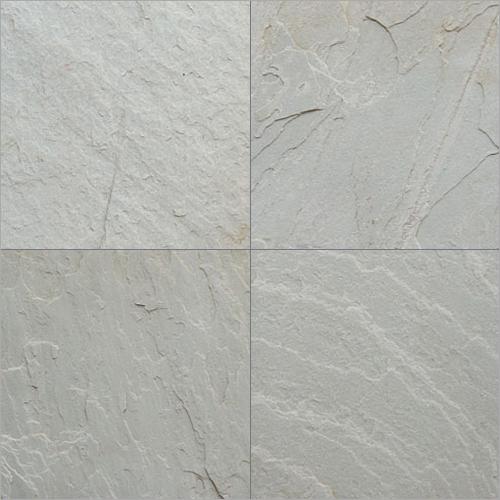 Himachal White Quartzite Slate Stone