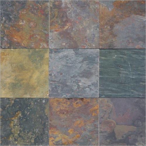 Kund Multicolor Slate Stone Tiles