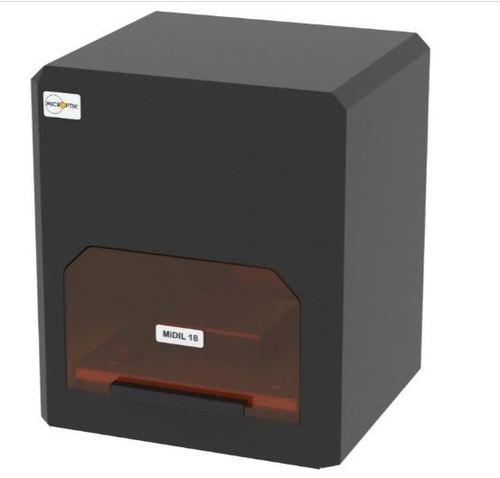 Document Identification Laboratory (MiDIL 18)