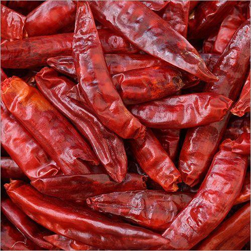 Organic Whole Red Chilli