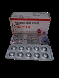 Rosuvastatin Tablets Ip 10mg