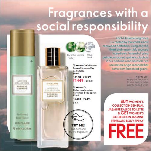 Body Spray Perfumes