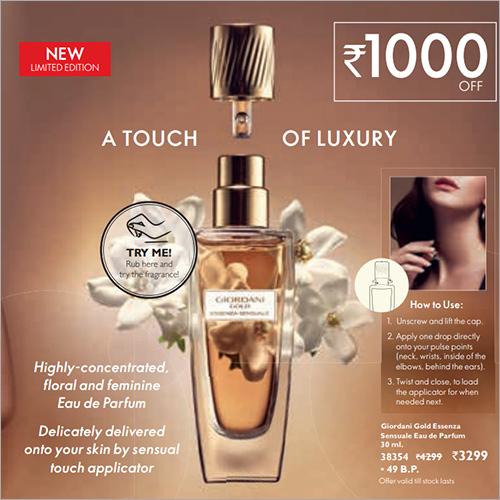 Floral Perfumes