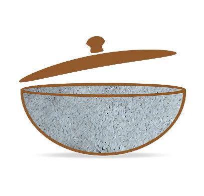 Long Grain Raw White Rice