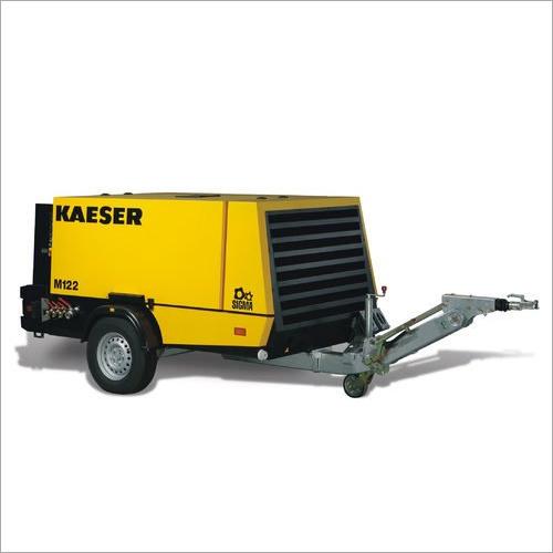 300 CFM Air Compressor On Rental Services