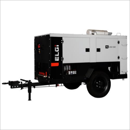 350 CFM-200 PSI-6 Bar Air Compressor On Rental Services