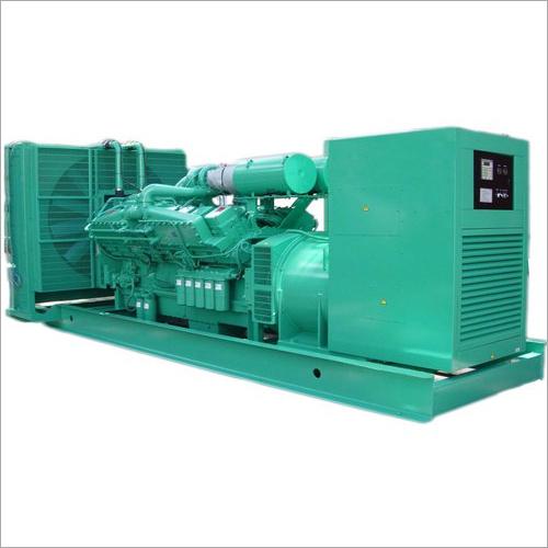 125 KVA Diesel Genset On Rental Services