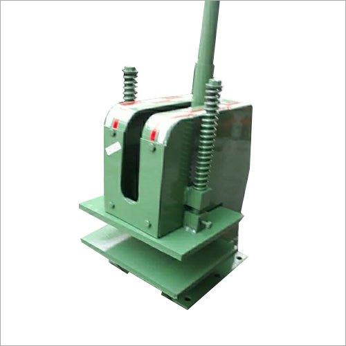 MS Manual Slipper Sole Cutting Machine
