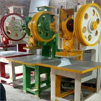 Automatic 20 Ton Chappal Machine