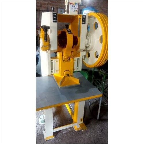 Semi-Automatic Slipper Making Machine