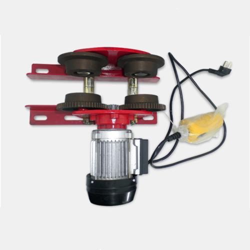 Hoist Electric Beam Geared Trolley for Lifting Chain/hoist Block Capacity 1000kg