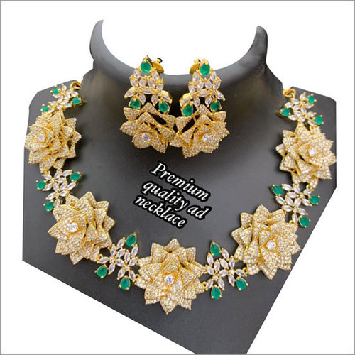 Ladies Premium Quality Diamond Necklace